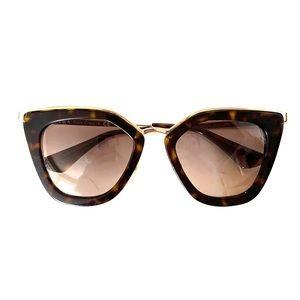 UGC PRADA cinema sunglasses style SPR 53S